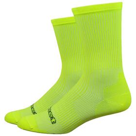 """DeFeet Evo 6"""" Sokken, evo classique/hi-vis yellow"""
